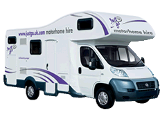 Adventurer motorhome